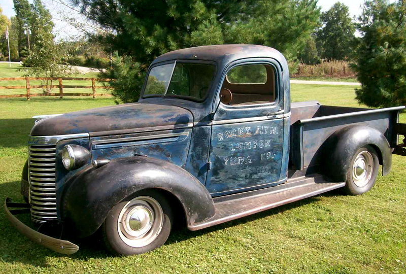 247 Autoholic Truck Tuesday 1940 Chevrolet Pickup
