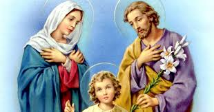 Misdinar Paroki Santa Gemma Galgani Pesta Keluarga Kudus
