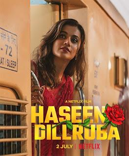 Haseen Dillruba First Look Poster 3