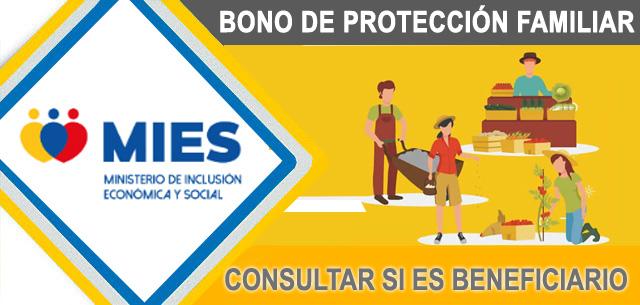 Consultar Bono de Emergencia Contingencia por Cédula Ecuador 2021