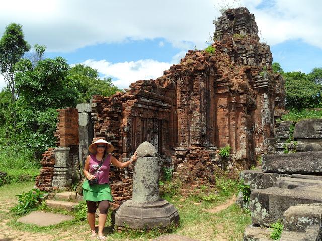 Visitar MY SON, os vestígios de um império desaparecido | Vietname