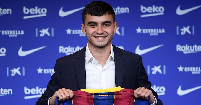Barcelona new boy Pedri's transfer fee could raise up to €25m just in couple of years