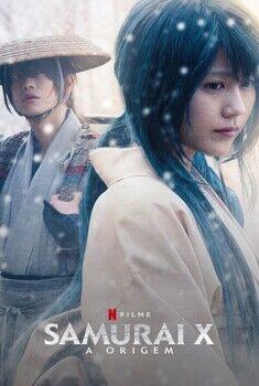 Samurai X: A Origem Torrent – WEB-DL 1080p Dual Áudio
