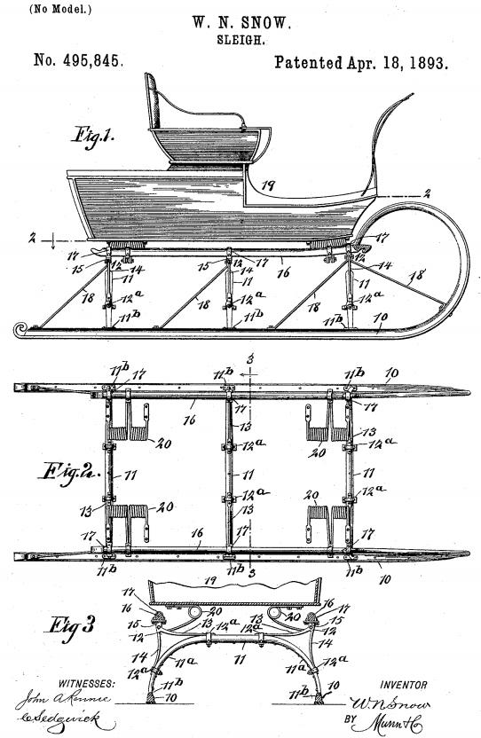 U.S. Patent 495,845