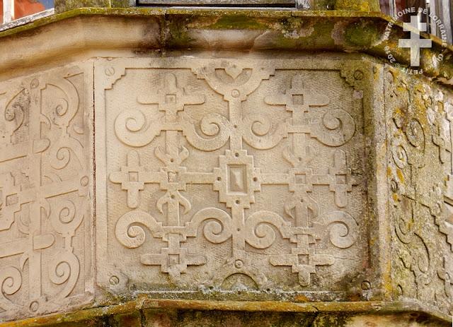 FENETRANGE (57) - Ancien hospice (1519)