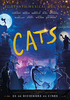 Estrenos de cartelera española 25 Diciembre de 2019: 'Cats'
