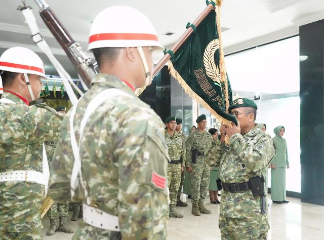 Mayor Jenderal TNI Ainurrahman Resmi Jabat Kaskostrad