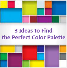 three ideas for finding the perfect color palette for a quilt