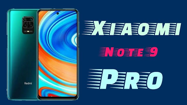Xiaomi Redmi Note 9 Pro Full Specifications