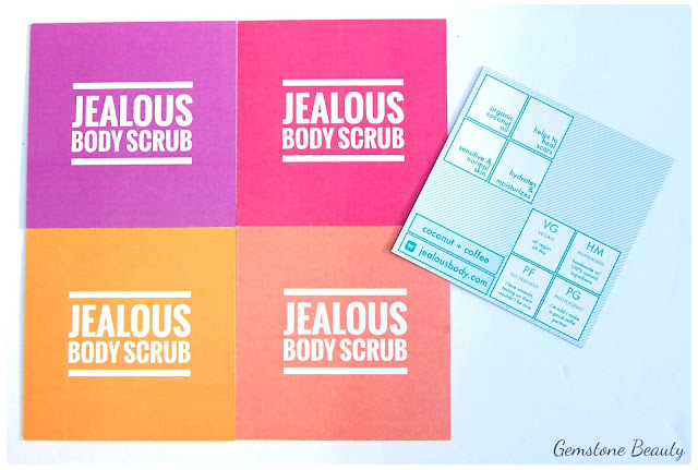 Jealous Body Scrubs