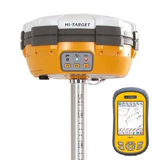 Jual Alat Pemetaan GNSS RTK Geodetic Hi Target V30 di Surabaya | INDOSURTA SURABAYA 081323770626
