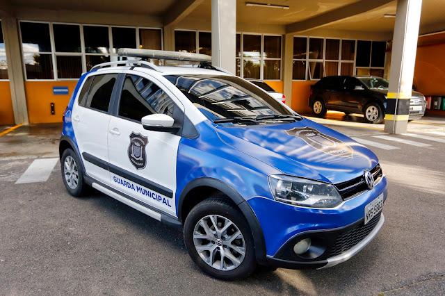 Guarda Municipal de Araucária (PR) ganha nova viatura