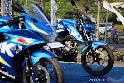 Suzuki GSX-R150 & GSX-S150