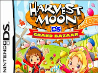 Panduan Game Harvest Moon Grand Bazaar NDS