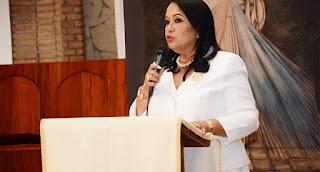 """Martiza López Ortíz dice """"coronavirus obliga a corregir lo malo y defender lo bueno"""""""