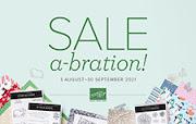Sale -A- Bration 3 augustus- 30 september