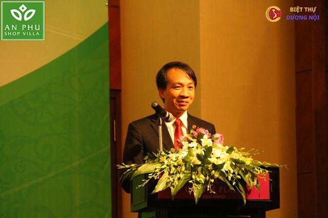 Ông Phan Văn Huyên - Tổng giám đốc tập đoàn Nam Cường