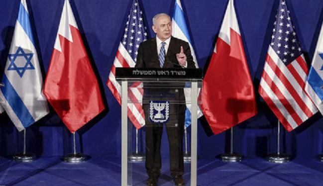 Israeli PM Netanyahu to visit Bahrain