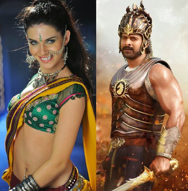 Baahubali Movie Item Song