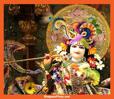 Lord Krishna Hd Wallpaper