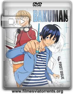 Bakuman 2ª Temporada Torrent - DVDRip