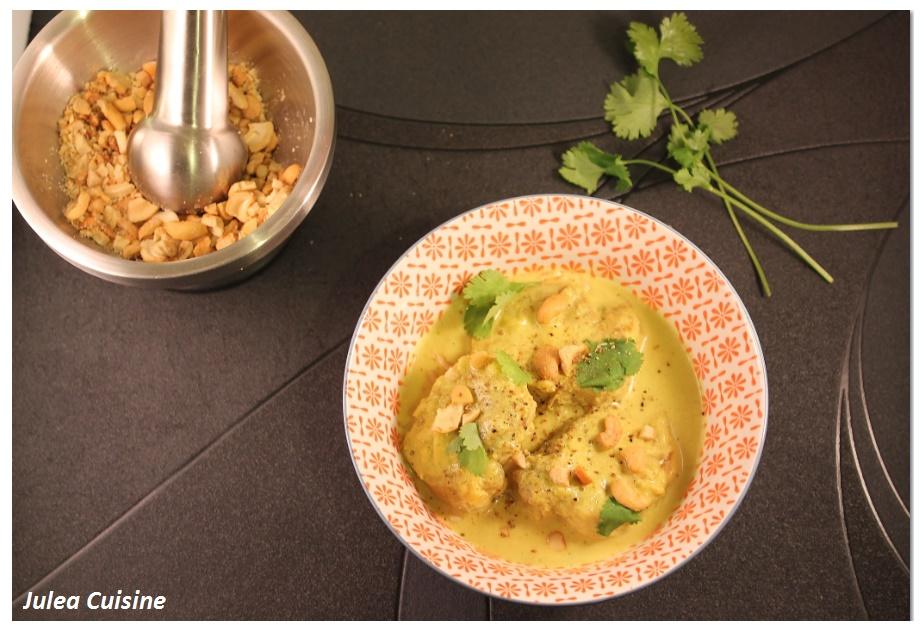 Julea cuisine ma petite cuisine au quotidien curry de - Cuisine legere au quotidien ...
