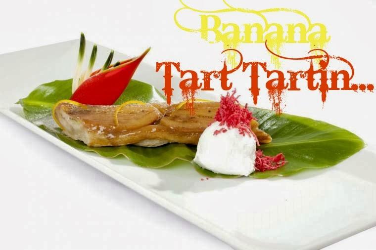 Banana Tart Tartin: A Mouthwatering Recipe