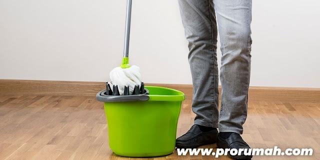Keunggulan SPC Flooring - perawatan yang mudah