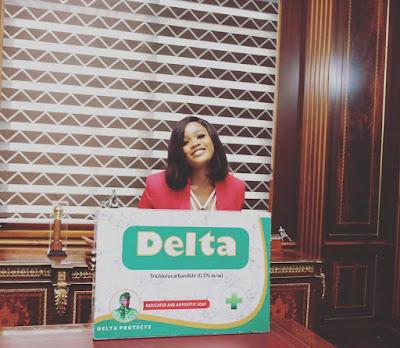 Ceec bags endorsement deal with Delta Soap