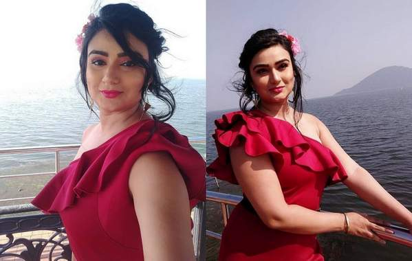 Did You See The Hot and Sexy Outfit Collection Of Aiswarya Behera? Pictures Here