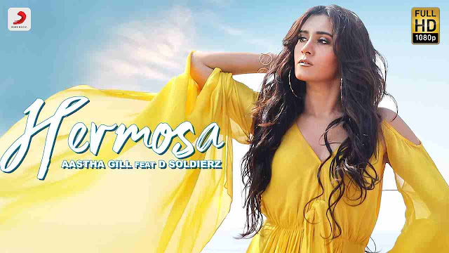 Hermosa song lyrics - Aastha Gill & D Soldierz