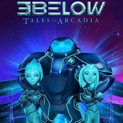 Bộ Ba Sát Thủ -3 Below Tales of Arcadia