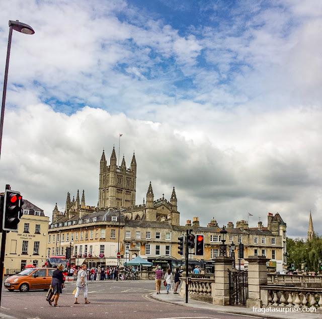 Centro Histórico de Bath, Inglaterra