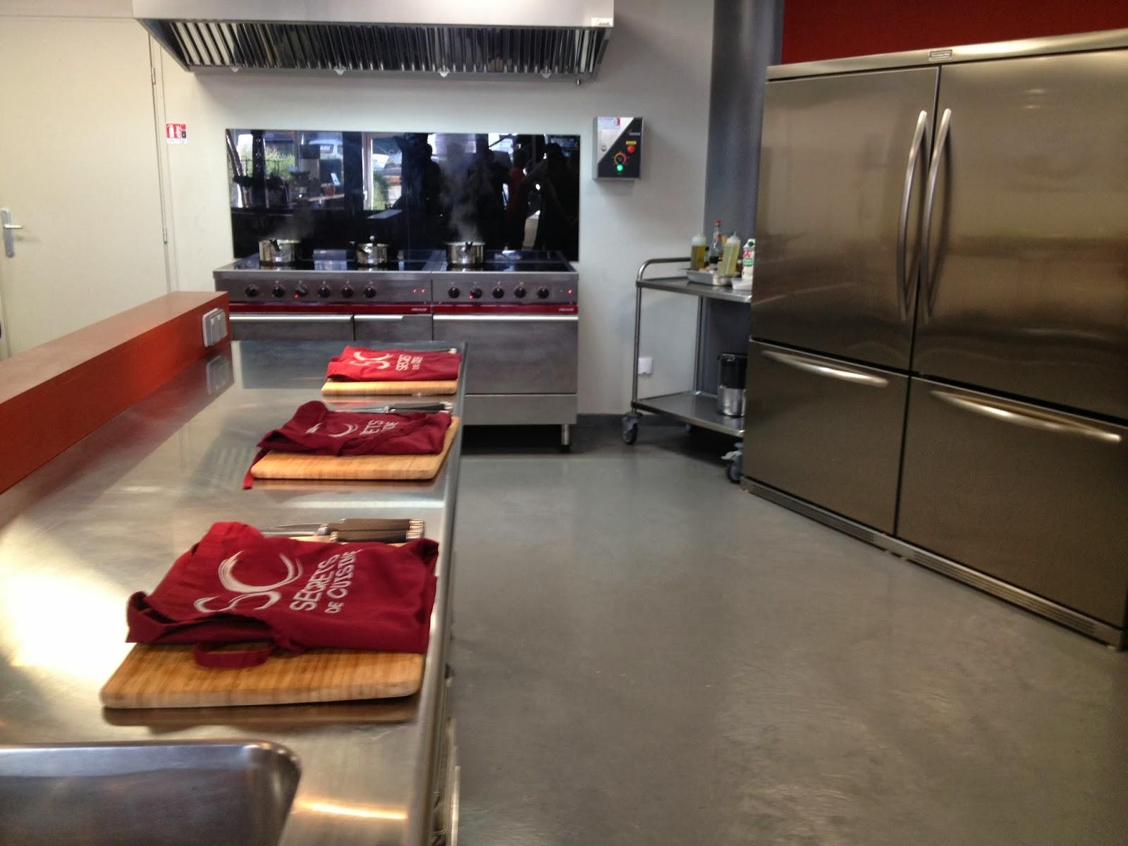 Gratitude le blog de cathie fidler recettes de chefs et for Secrets de cuisine