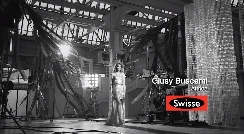 Giusy Buscemi per lo spot Swisse Giusy - Foto della testimonial e info