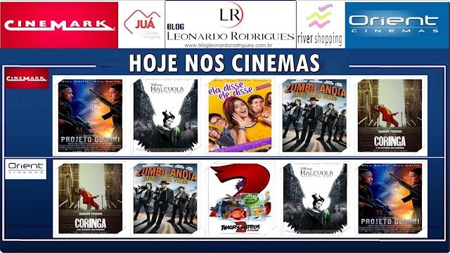 FILMES DA SEMANA - 24/10 A 30/10