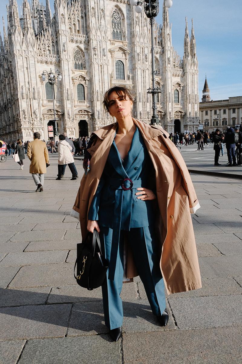 стильный блогер Гилка Елена