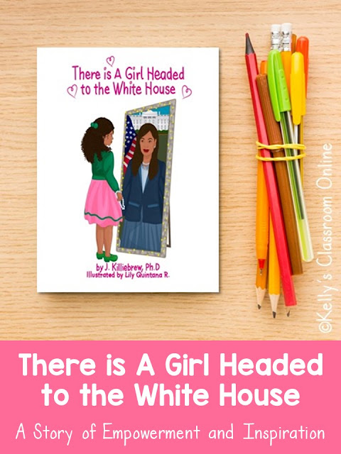 A thought provoking language arts lesson to go with the book There is A Girl Headed to the White House, written by Dr. Jasmine Killiebrew, Ph.D