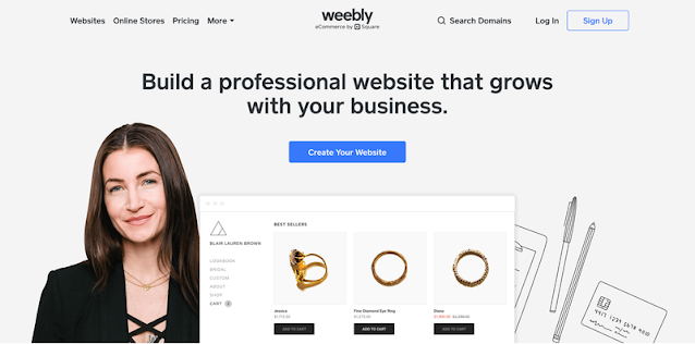 9. Weebly