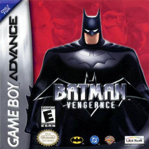 Batman: Vengeance - Español - Portada