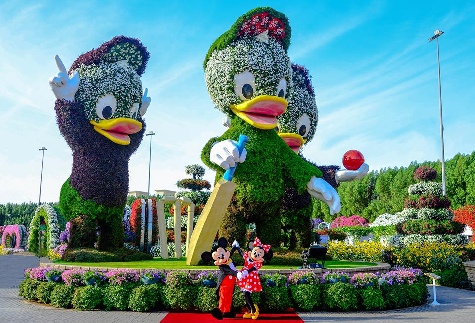 Dubai Miracle Garden Ticket Cost Timings Open Hours Bus Route We Dubai Online Latest Offers Info Travel Dine And More In Dubai