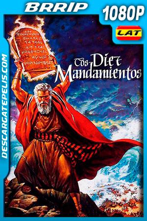 Los diez mandamientos (1956) 1080p BRrip Latino – Ingles