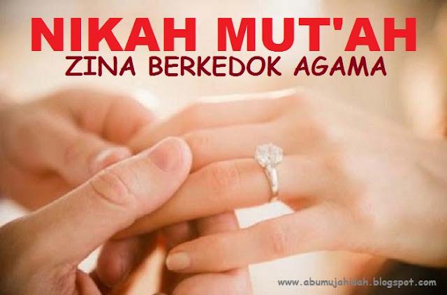 Nikah mut'ah menurut islam