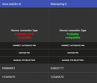 wakdro.id - Cara mudah dan ampuh mengetahui Password wifi dengan Android work 100%