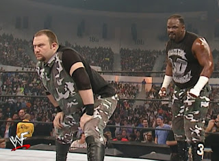 WWE / WWF Vengeance 2001 - The Dudley Boyz