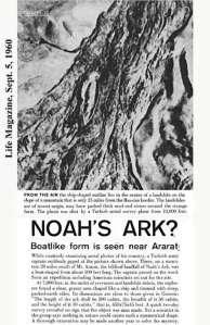 Para Peneliti Mengklaim Telah Menemukan Kapal Nabi Nuh, Benarkah?