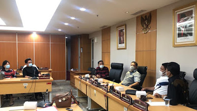 DPRD Manado Belajar Pemulihan Ekonomi Akibat Covid-19 ke Jakarta