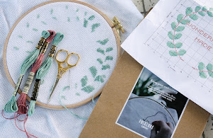 Folklore Muses on the Net - a world wide cross stitch society