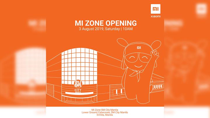 Xiaomi Mi Zone SM City Manila