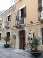 The birthplace of  Gabriele D'Annunzio in Pescara